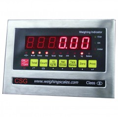LOCOSC LP SERIES WEIGHING INDICATOR | weighingscales.com