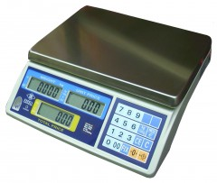 EXCELL FD-110 DIGITAL RETAIL SCALES | weighingscales.com