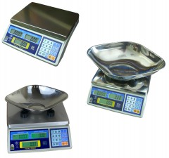 FD-110 Digital Retail Scale | weighingscales.com