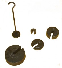 SLOTTED IRON WEIGHTS | weighingscales.com