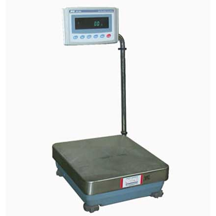 A&D GP SERIES INTERNAL CALIBRATION INDUSTRIAL WET AREA BALANCE