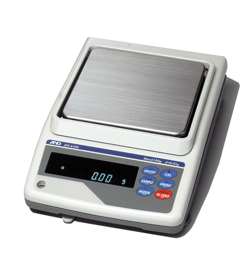 A&D GF SERIES HIGH PRECISION BALANCE