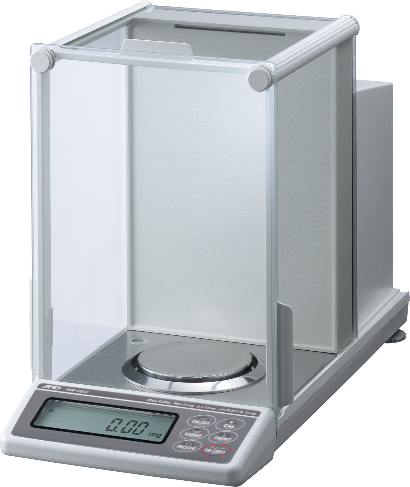 A&D HR-i SERIES ANALYTICAL BALANCE