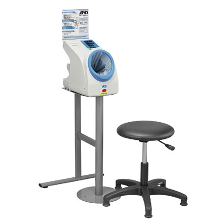 A&D TM-2657P KIOSK & WAITING ROOM AUTOMATIC BLOOD PRESSURE MONITOR