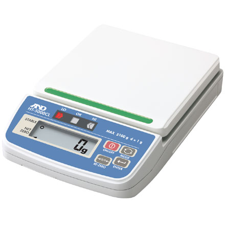 A&D HT-CL Series PORTABLE CHECK-WEIGHING SCALE