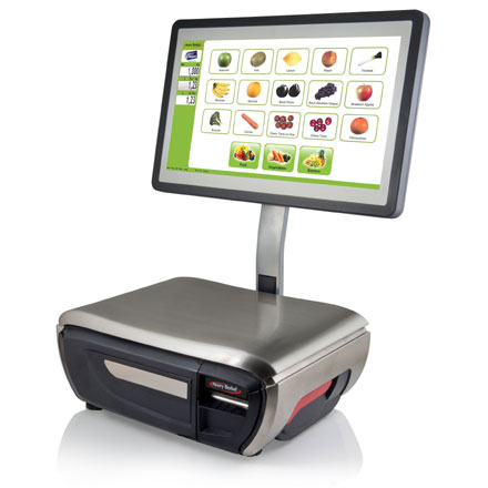 AVERY XTi SERIES TOUCHSCREEN PRINTING RETAIL SCALE