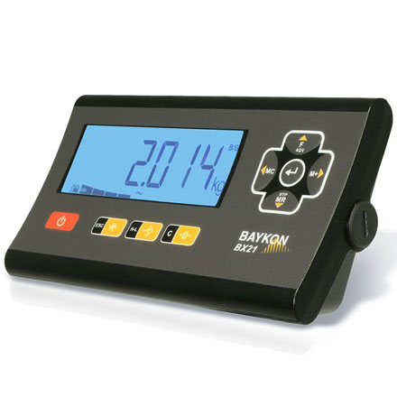 BAYKON BX21 WEIGHING INDICATOR