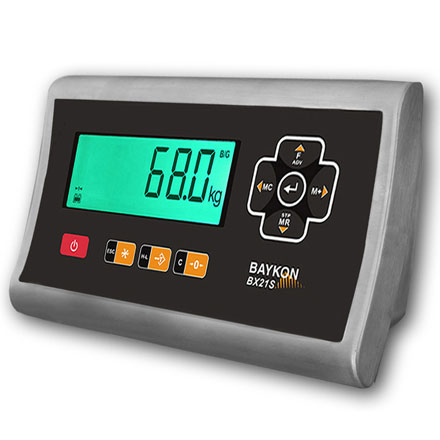 BAYKON BX21S WEIGHING INDICATOR