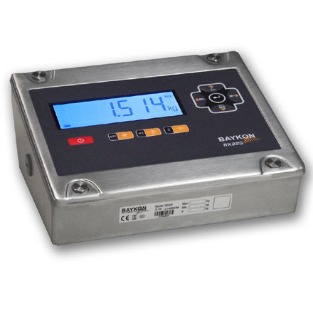 BAYKON BX22L WEIGHING INDICATOR