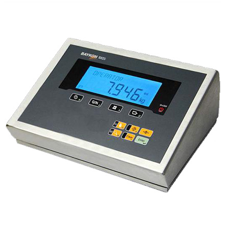 BAYKON BX23 WEIGHING INDICATOR