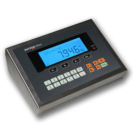 BAYKON BX24 OIML APPROVED WEIGHING TERMINAL