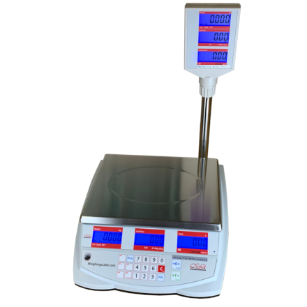 CSG CAPTURE TOWER RETAIL SCALES