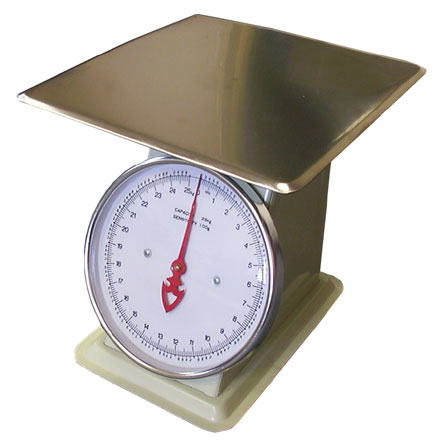 CSG KCT TOP LOADING MECHANICAL DIAL SCALES