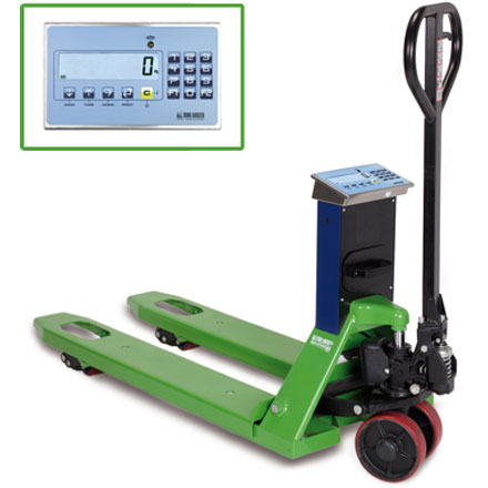 DINI ARGEO TPWLK PALLET TRUCK SCALES