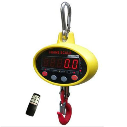 EVERIGHT OCS-SF Series HANGING SCALE Rechargeable battery operates for up to 80 hours