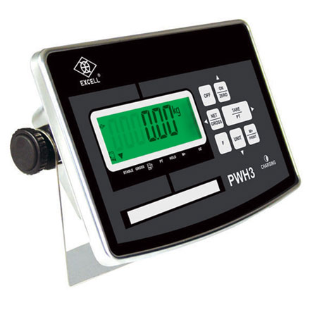 EXCELL PWH3 WEIGHING INDICATOR Waterproof stainless steel weighing indicator