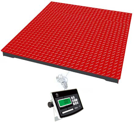 EXCELL PW Series PLATFORM SCALE WITH COUNTING AND CHECK-WEIGHING