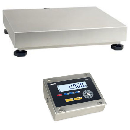 GRAM PRECISION K3i SERIES PLATFORM FLOOR SCALE