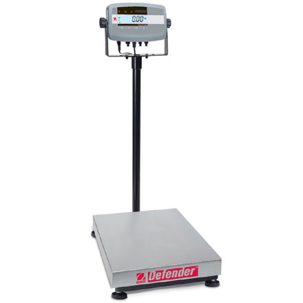 OHAUS DEFENDER 5000 MODULAR FLOOR SCALE