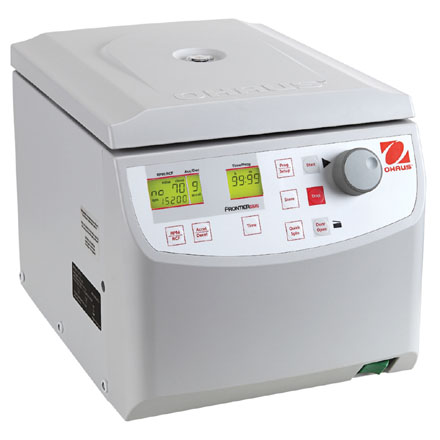 OHAUS FRONTIER 5000 MICRO CENTRIFUGE