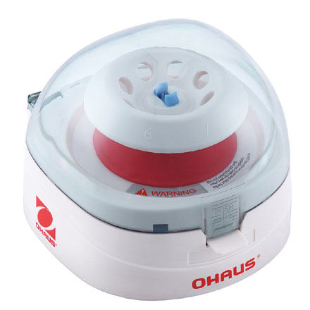 OHAUS FRONTIER 5000 SERIES MINI CENTRIFUGE