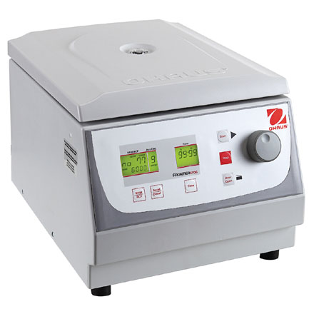 OHAUS FRONTIER 5000 SERIES MULTI CENTRIFUGE