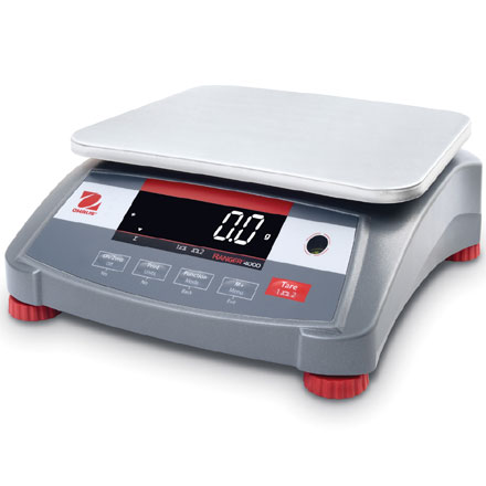 OHAUS RANGER 4000 COMPACT BENCH SCALE