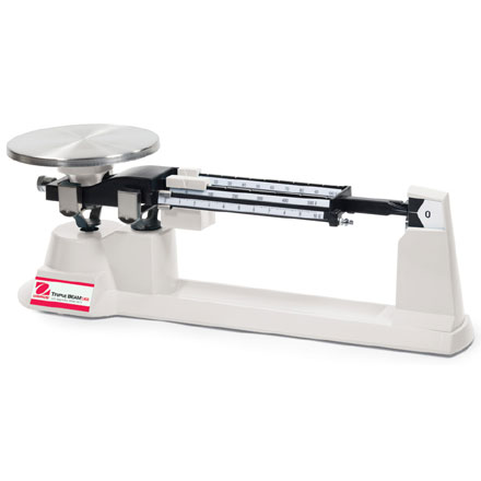 OHAUS TRIPLE BEAM JUNIOR MECHANICAL BALANCE