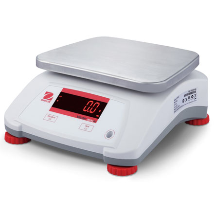 OHAUS VALOR 2000<br>*REDUCED PRICE STOCK*&nbsp;COMPACT BENCH SCALE