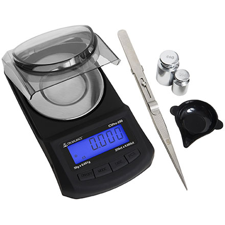 ON BALANCE CTP 250 PRECISION SCALE