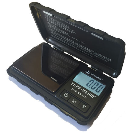 ON BALANCE TUFF WEIGH SERIES POCKET BALANCE
