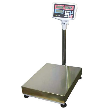 T-SCALE KC-MS COUNTING FLOOR SCALE - REDUCED PRICE STOCK