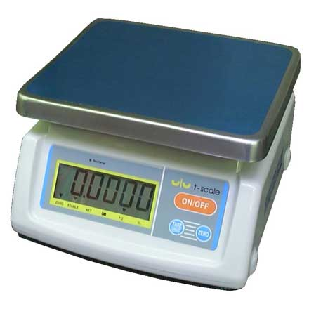 T-SCALE T28 TRADE APPROVED BENCH SCALE - REDUCED PRICE STOCK