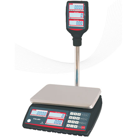 T-SCALE WSP PRICE COMPUTING RETAIL SCALE