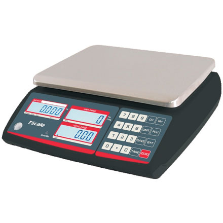 T-SCALE WTP PRICE COMPUTING RETAIL SCALE