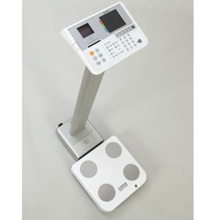 TANITA DC-430MA DUAL FREQUENCY BODY COMPOSITION MONITOR WITH INTEGRATED PRINTER