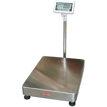 T-SCALE LBW-MS INDUSTRIAL FLOOR SCALES