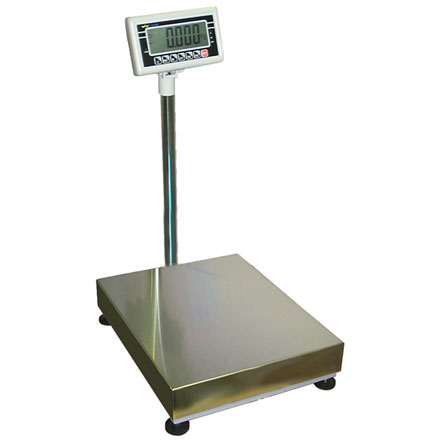 T scale mbw industrial floor scales from www for Scale floor