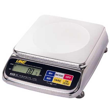 UWE AGS TRADE APPROVED BENCH SCALE