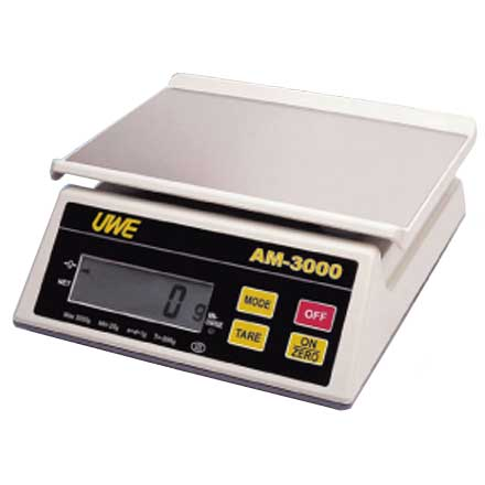 UWE AM Series DIGITAL SCALE
