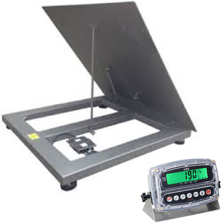 Valueweigh VWSLT190 Lift Top Platform Scale