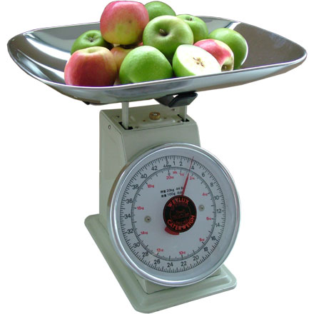 Weylux Caterweigh Dial Scales