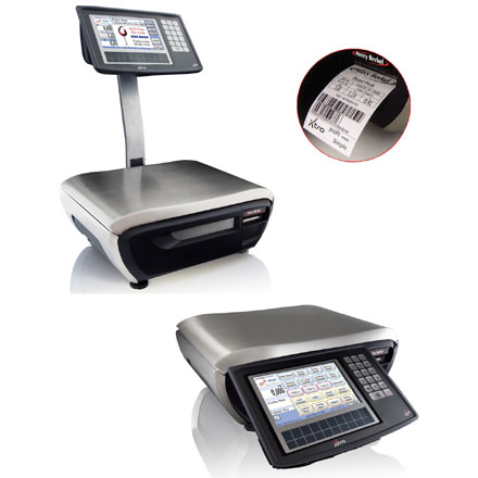 AVERY XM Series ULTRA HIGH SPECIFICATION LABEL / RECEIPT PRINTING SCALES
