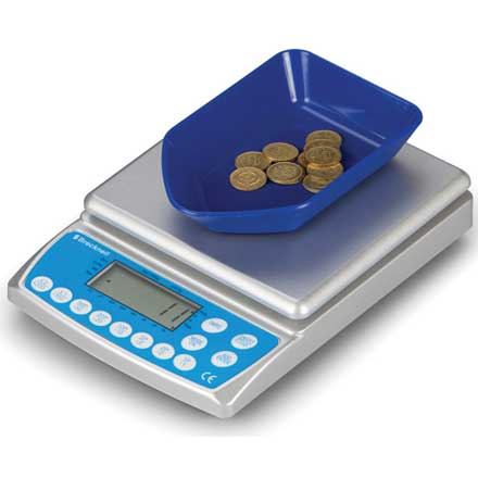 SALTER BRECKNELL CC-804 COIN COUNTER