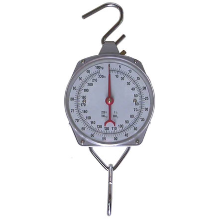 CSG CM Range DUAL MARKED HANGING SCALE