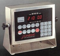 CARDINAL 210 WEIGHT INDICATOR