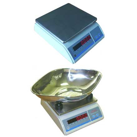 MEASURETEK EHW WEIGHING SCALE