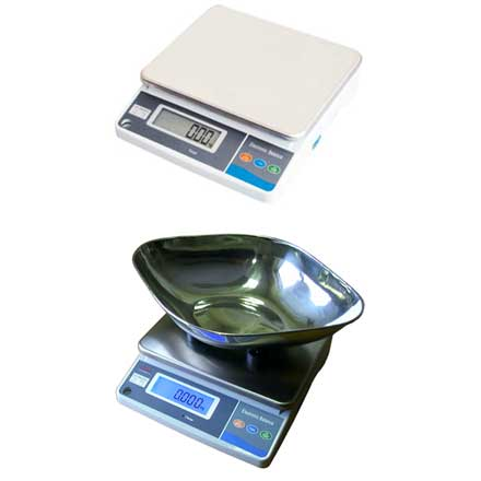 MEASURETEK ES-30KHTS BENCH SCALE