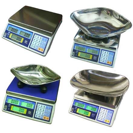 EXCELL FD-110 DIGITAL RETAIL SCALES