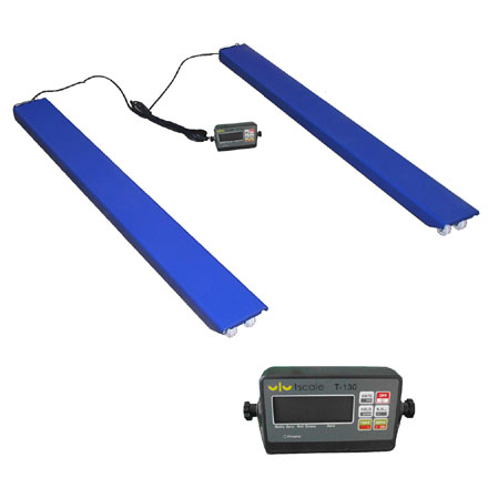 EXCELL T130 WEIGH-BEAMS AND INDICATOR